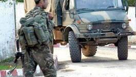 Terrorisme: 4 militaires blessés à Azeffoun (Tizi-Ouzou)