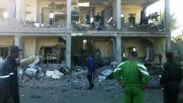Attentat kamizake contre le commandement de gendarmerie de Ouargla