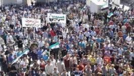 Bachar Al-Assad menace de recourir aux armes chimiques