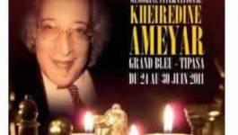 A la mémoire de Kheireddine Ameyar