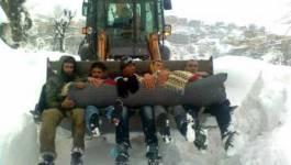 Kabylie : cartes d'électeurs brûlées et équipe de télévision chassée