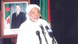 L'irrésistible hypocrisie du sieur Belkhadem, hier arrogant, aujourd'hui inquiet pour son fauteuil et celui de Bouteflika