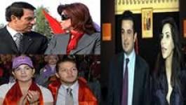 France : douze comptes appartenant à des proches de Ben Ali saisis