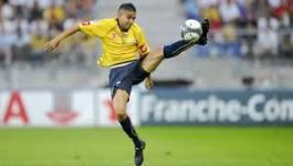 Riyad Boudebouz sacré Ballon d'Or 2011