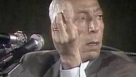 Boudiaf, l'anti-Bouteflika
