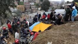 """La maison """"Algérie"""" menace effondrement"""