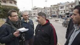 Syrie : l'attaque contre la presse à Homs est une manipulation