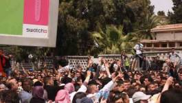 Etudiants algériens : dégage Monsieur le ministre !