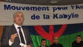 Le MAK : le régime raciste d'Alger redouble de férocité en Kabylie