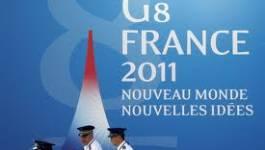 Le G8 lancera un partenariat avec la Tunisie et l'Egypte