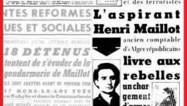 Hommage à Henri Maillot à la librairie EL IDJTIHAD Alger Samedi 9 avril 2011 à 14h