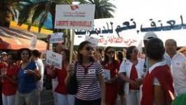 Des milliers de personnes à Tunis contre les violences salafistes