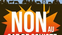 Mobilisation citoyenne contre le gaz de shiste