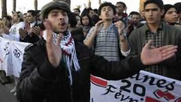 Maroc : manifestation massive des jeunes