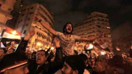 """Egypte : """"Maréchal Tantaoui dégage !"""" crie le peuple de Tahrir"""