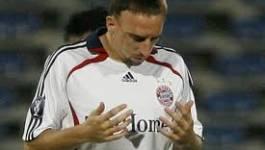 Franck Ribéry demande à la justice l'interdiction de parution d'un livre
