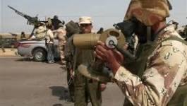 Des agents spéciaux de sa Majesté en Libye