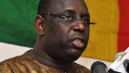 Sénégal : Wade admet la possibilité d'un 2d tour