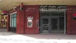 La banque Société Générale attaquée (Oran) : 800 millions dérobés
