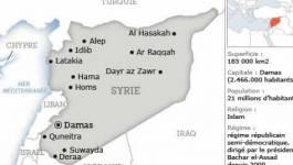 Syrie : une pluie de roquettes sur Homs