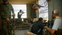 Syrie: Les insurgés lancent la bataille de Damas