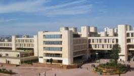 Campagne d'évangélisation à l'université d'Oran