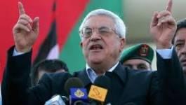Abbas va demander au Conseil de sécurité l'adhésion d'un Etat de Palestine