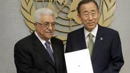 Premières consultations sur l'adhésion de la Palestine à l'Onu