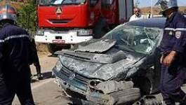 10 600 accidents de la circulation depuis janvier