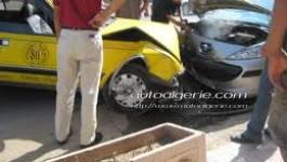 Accidents de la route : 21 morts et 94 blessés dimanche