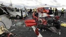 75 morts en juin sur les routes d'Algérie