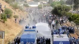 Alger : une autre marche des gardes communaux réprimée aujourd'hui