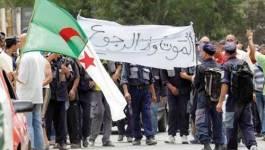Gardes communaux : report de la marche et calomnies du pouvoir