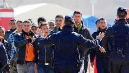 Heurts entre police et migrants tunisiens sur l'île de Lampedusa