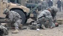 Afghanistan : attaque à la voiture suicide sur une base sous commandement américain