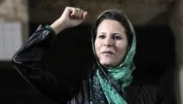 Aïcha Kadhafi rompt le silence à partir d'Alger