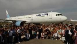 Aigle Azur : promotion prolongée exceptionnellement
