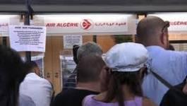 Communiqué de l'association des droits des usagers d'Air Algérie