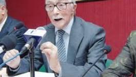 "Ali Yahia Abdennour : ""Le président Bouteflika se dope"""