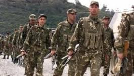 Ratissage après un faux barrage de terroristes à Azazga