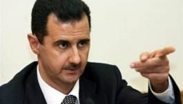"""Syrie: """"ça sent la guerre chimique"""""""