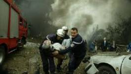 Quatre policiers tués dans un attentat à Boumerdès