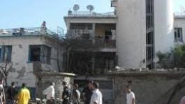 Tizi Ouzou : 33  blessés dans un attentat kamikaze contre un commissariat du centre-ville