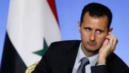 Bachar Al-Assad menace la communauté internationale