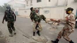 Libye : les combattants pro-CNT sont entrés dans Bani Walid