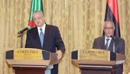 Alger fournit à Tripoli des informations sur les milices déployées sur leurs frontières