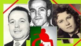 Abbane, Ben M'hidi, Ben Bouali ! Le pouvoir brade la souveraineté nationale !