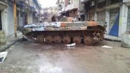 Syrie : reprise des négociations pour l'évacuation des blessés de Homs