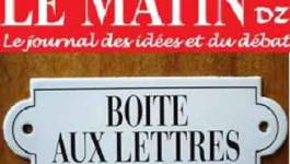 Réaction au déplacement de Bouteflika à Tunis