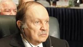 """De crainte d'un """"coup d'état médical"""", Bouteflika instrumentalise la Constitution"""